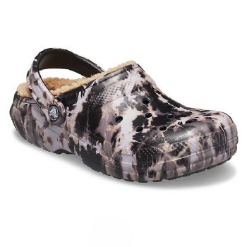 Crocs Classic Lined Beached Dyed Clog